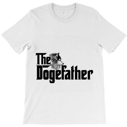 The Dogefather T-shirt Designed By Hatta1976