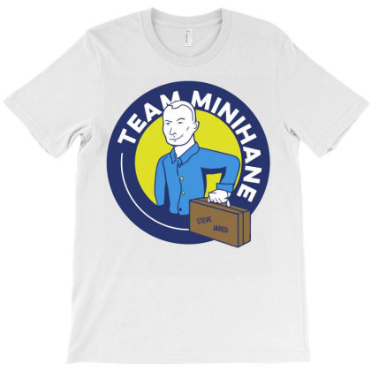 Team Minihane T-shirt Designed By Yourstyle