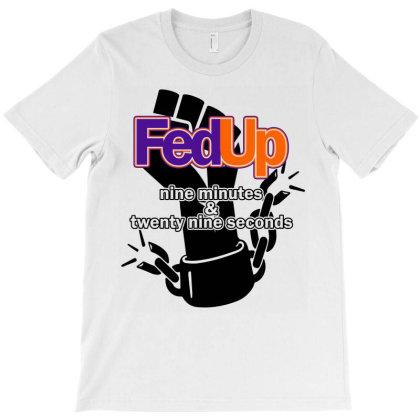 Febup Nine Minutes & Twenty Nine Seconds T-shirt Designed By Yourstyle