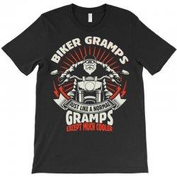 Biker Gramps T-Shirt | Artistshot