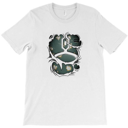 Mandalorian Armor T-shirt Designed By Moorensg