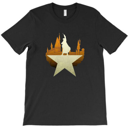 My Wand! T-shirt Designed By Moorensg