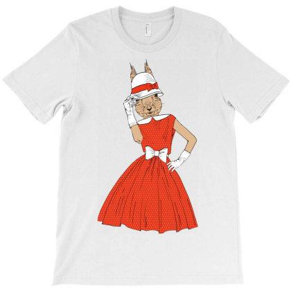 Cartoon Anime Rabbit T-shirt Designed By Estore