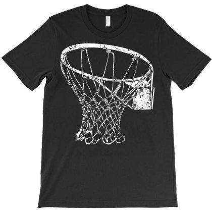 Basketball Shirt Sports Team Gift School Kids Coach Mom Dad T-shirt Designed By Good0396