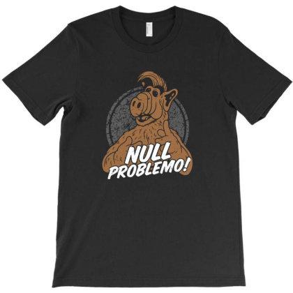 No Problem T-shirt Designed By Harold