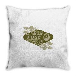 Fuse, Performance style Throw Pillow | Artistshot