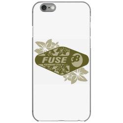 Fuse, Performance style iPhone 6/6s Case | Artistshot