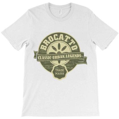 Brocatto, Classic Urban Legends, Trade Mark T-shirt Designed By Estore