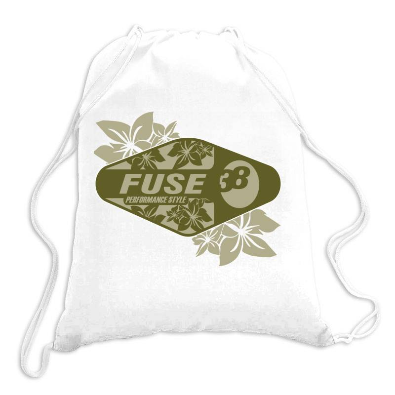 Fuse, Performance Style Drawstring Bags | Artistshot