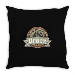 Alternative concept attitude, Orbok Throw Pillow | Artistshot