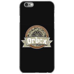 Alternative concept attitude, Orbok iPhone 6/6s Case | Artistshot