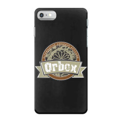Alternative concept attitude, Orbok iPhone 7 Case | Artistshot