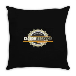 First selection, Tactou backenn, Limited edition Throw Pillow | Artistshot