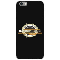 First selection, Tactou backenn, Limited edition iPhone 6/6s Case | Artistshot