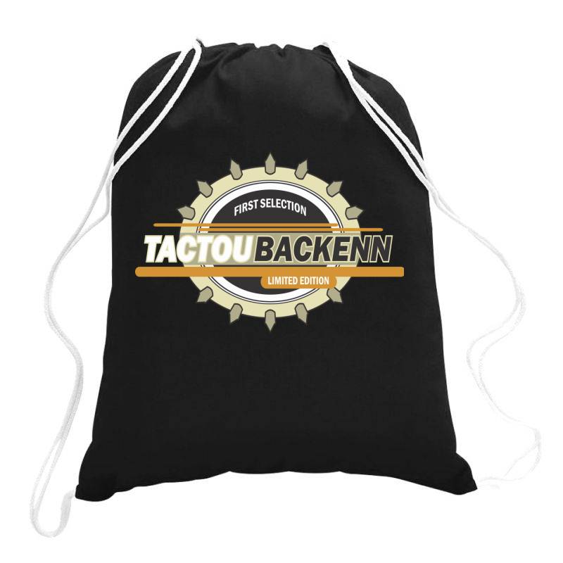 First Selection, Tactou Backenn, Limited Edition Drawstring Bags | Artistshot