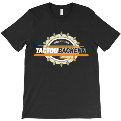 First Selection, Tactou Backenn, Limited Edition T-shirt Designed By Estore
