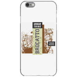 Urban tribe, Brocatto, Trade mark iPhone 6/6s Case | Artistshot