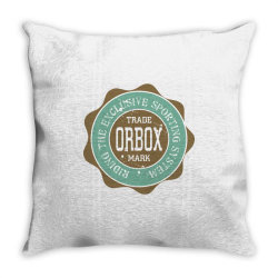 Riding the exclusive sporting system Throw Pillow | Artistshot