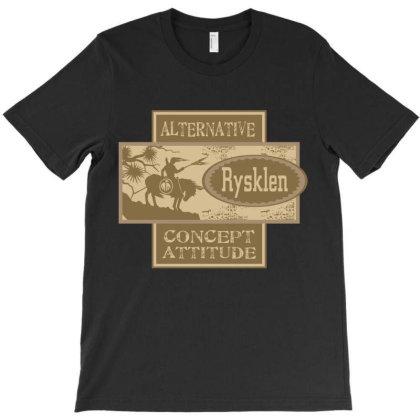 Alternative, Concept Attitude T-shirt Designed By Estore
