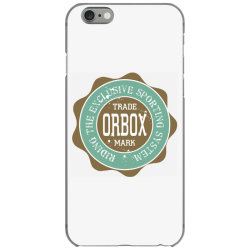 Riding the exclusive sporting system iPhone 6/6s Case | Artistshot