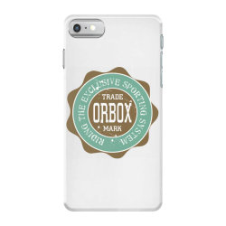 Riding the exclusive sporting system iPhone 7 Case | Artistshot