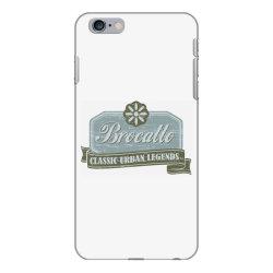 Brocatto, Classic urban legends iPhone 6 Plus/6s Plus Case | Artistshot