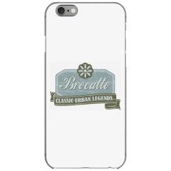Brocatto, Classic urban legends iPhone 6/6s Case | Artistshot