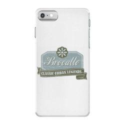 Brocatto, Classic urban legends iPhone 7 Case | Artistshot