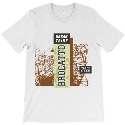 Urban Tribe, Brocatto, Trade Mark T-shirt Designed By Estore