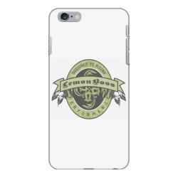 Designed to riding, Lemon boss, Performance iPhone 6 Plus/6s Plus Case | Artistshot