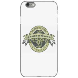 Designed to riding, Lemon boss, Performance iPhone 6/6s Case | Artistshot