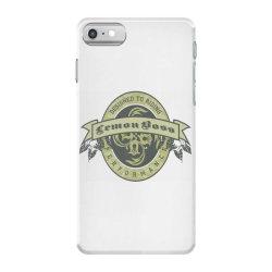 Designed to riding, Lemon boss, Performance iPhone 7 Case | Artistshot