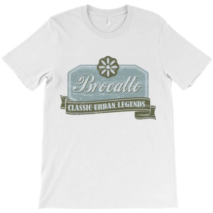 Brocatto, Classic Urban Legends T-shirt Designed By Estore