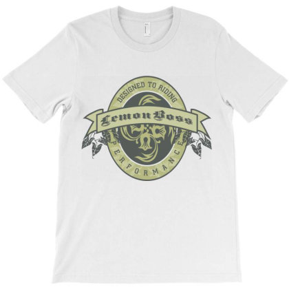 Designed To Riding, Lemon Boss, Performance T-shirt Designed By Estore