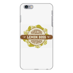 Hardcore performance, Lemon boss iPhone 6 Plus/6s Plus Case | Artistshot