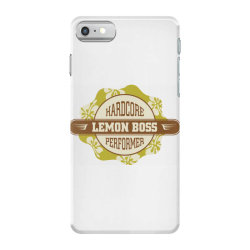 Hardcore performance, Lemon boss iPhone 7 Case | Artistshot