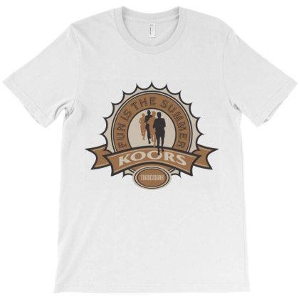 Fun The Summer, Koors T-shirt Designed By Estore