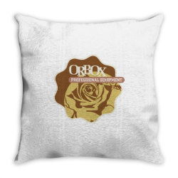 Orbox professional equipment Throw Pillow | Artistshot