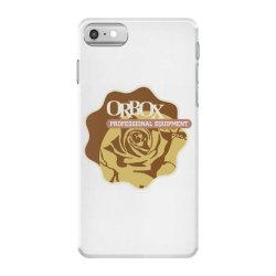 Orbox professional equipment iPhone 7 Case   Artistshot