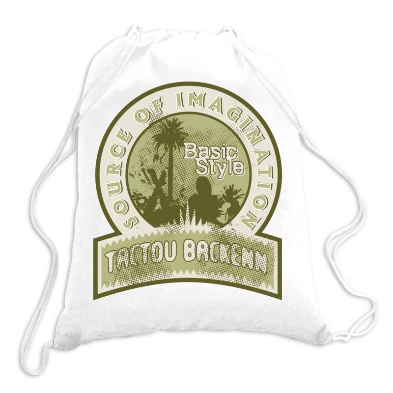 Source Imagination, Basic Style Drawstring Bags | Artistshot