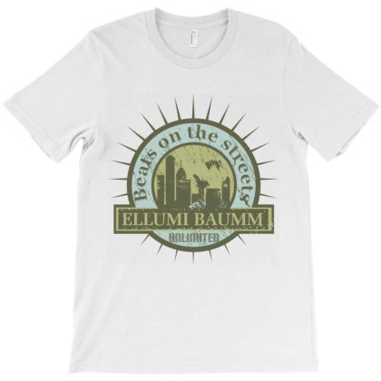Beatson The Streets T-shirt Designed By Estore