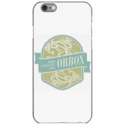 Public Alternative Label, Orbox iPhone 6/6s Case | Artistshot