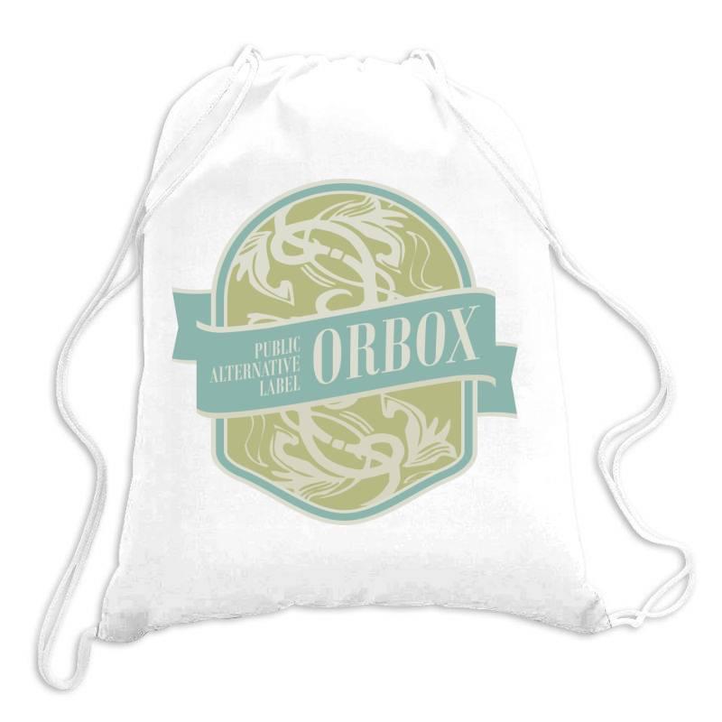 Public Alternative Label, Orbox Drawstring Bags | Artistshot
