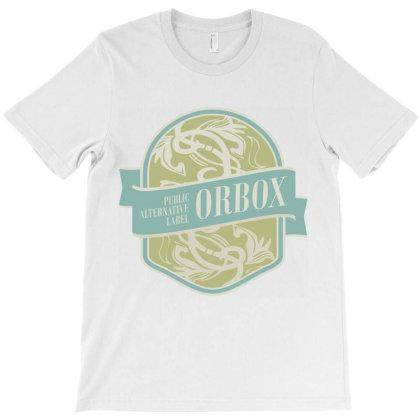 Public Alternative Label, Orbox T-shirt Designed By Estore