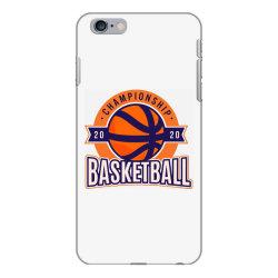 Championship, basketball iPhone 6 Plus/6s Plus Case | Artistshot
