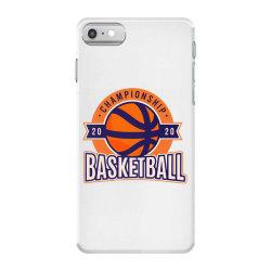 Championship, basketball iPhone 7 Case | Artistshot