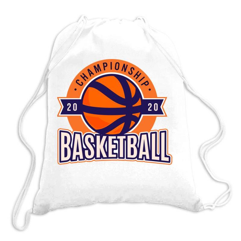 Championship, Basketball Drawstring Bags | Artistshot