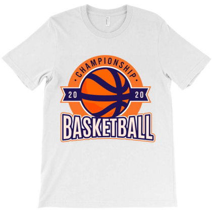 Championship, Basketball T-shirt Designed By Estore
