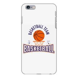 Basketball team iPhone 6 Plus/6s Plus Case   Artistshot