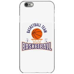 Basketball team iPhone 6/6s Case   Artistshot